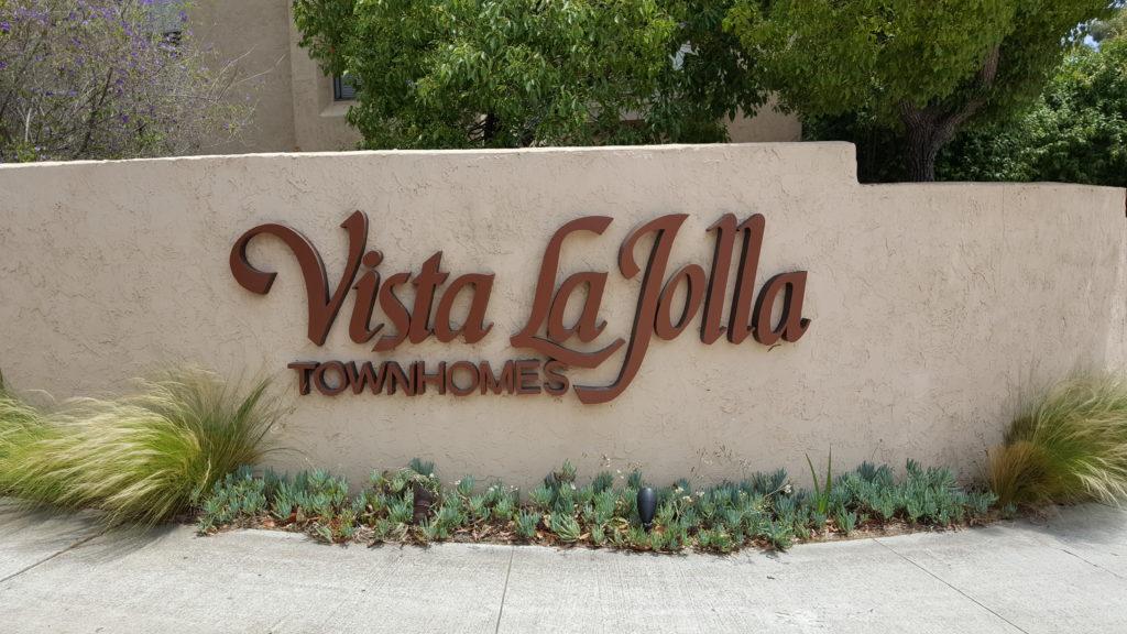 Vista La Jolla Townhomes