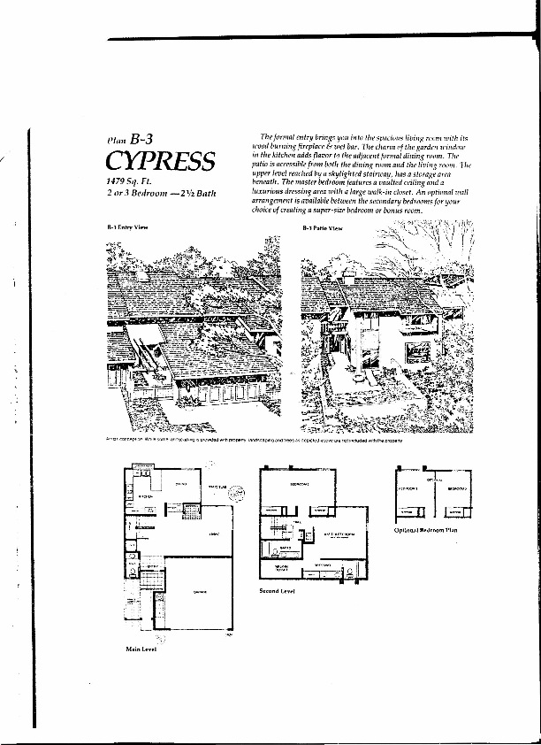 VLJT Floor Plan Cypress
